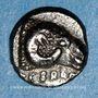 Monnaies Troade. Kebren. Diobole, 5e s. av. J-C