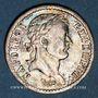 Monnaies 1er empire (1804-1814). 1/2 franc REPUBLIQUE 1808A