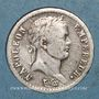 Monnaies 1er empire (1804-1814). 1/2 franc REPUBLIQUE 1808A