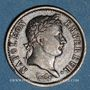 Monnaies 1er empire (1804-1814). 1/4 franc EMPIRE 1809 A