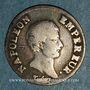 Monnaies 1er empire (1804-1814). 1/4 franc tête nue an 13 L. Bayonne