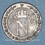 Monnaies 1er empire (1804-1814). 10 centimes 1809 Q. Perpignan