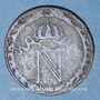 Monnaies 1er empire (1804-1814). 10 cmes 1808I. Limoges
