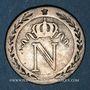 Monnaies 1er empire (1804-1814). 10 cmes 1809W. Lille