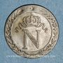 Monnaies 1er empire (1804-1814). 10 cmes 1810Q. Perpignan