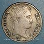 Monnaies 1er empire (1804-1814). 5 francs EMPIRE 1809W. Lille