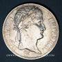 Monnaies 1er empire (1804-1814). 5 francs EMPIRE 1810K. Bordeaux