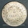 Monnaies 1er empire (1804-1814). 5 francs EMPIRE 1811A