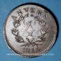 Monnaies 1ère restauration (1814-1815). Siège d'Anvers. 10 cmes 1814