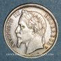 Monnaies 2e empire (1852-1870). 1 franc tête laurée, 1867A