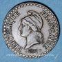 Monnaies 2e république (1848-1852). 1 centime 1850 A