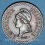Monnaies 2e république (1848-1852). 1 centime 1851 A