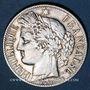 Monnaies 2e république (1848-1852). 1 franc 1850 A