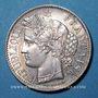 Monnaies 2e république (1848-1852). 2 francs Cérès 1850 A