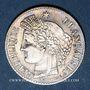 Monnaies 2e république (1848-1852). 20 centimes 1850 A