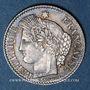 Monnaies 2e république (1848-1852). 20 centimes 1851 A