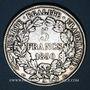 Monnaies 2e république (1848-1852). 5 francs Cérès 1850 A