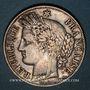 Monnaies 2e république (1848-1852). 5 francs Cérès 1851 A