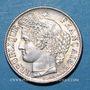 Monnaies 2e république (1848-1852). 50 centimes 1851A