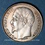 Monnaies 2e république (1848-1852). 50 centimes Louis-Napoléon 1852A