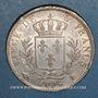 Monnaies 2e restauration. Louis XVIII (1815-1824). 5 francs buste habillé 1815I. Limoges