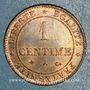 Monnaies 3e république (1870-1940). 1 centime Cérès 1879A