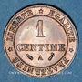 Monnaies 3e république (1870-1940). 1 centime Cérès 1886A