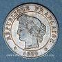 Monnaies 3e république (1870-1940). 1 centime Cérès 1889A