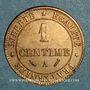 Monnaies 3e république (1870-1940). 1 centime Cérès 1895A