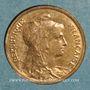 Monnaies 3e république (1870-1940). 1 centime Dupuis 1899