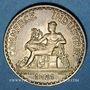 Monnaies 3e république (1870-1940). 1 franc Chambre de Commerce 1921