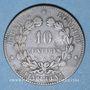 Monnaies 3e république (1870-1940). 10 centimes Cérès 1888 A