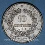 Monnaies 3e république (1870-1940). 10 centimes Cérès, 1888A