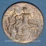Monnaies 3e république (1870-1940). 10 centimes Dupuis, 1917