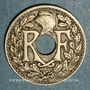 Monnaies 3e république (1870-1940). 10 centimes Lindauer 1924 Poissy