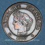Monnaies 3e république (1870-1940). 2 centimes Cérès, 1878A