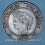 Monnaies 3e république (1870-1940). 2 centimes Cérès, 1882A