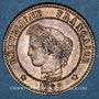 Monnaies 3e république (1870-1940). 2 centimes Cérès 1888 A