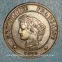 Monnaies 3e république (1870-1940). 2 centimes Cérès 1889 A