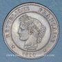 Monnaies 3e république (1870-1940). 2 centimes Cérès, 1894A