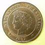 Monnaies 3e république (1870-1940). 2 centimes Cérès, 1897A. Torche