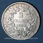 Monnaies 3e république (1870-1940). 2 francs Cérès 1894 A