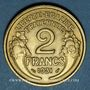 Monnaies 3e république (1870-1940). 2 francs Morlon 1931