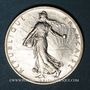 Monnaies 3e république (1870-1940). 2 francs Semeuse 1913