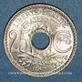 Monnaies 3e république (1870-1940). 25 centimes Lindauer 1938