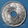Monnaies 3e république (1870-1940). 25 centimes Lindauer 1940