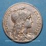 Monnaies 3e république (1870-1940). 5 centimes Dupuis, 1900