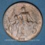 Monnaies 3e république (1870-1940). 5 centimes Dupuis, 1906