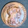 Monnaies 3e république (1870-1940). 5 centimes Dupuis, 1908