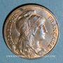 Monnaies 3e république (1870-1940). 5 centimes Dupuis, 1909